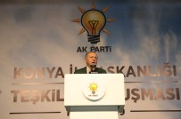 SİSMİK ARAŞTIRMA GEMİSİ - Cumhurbaşkanı Erdoğan Terörle Mücadelede Kararlılık Mesajı Verdi