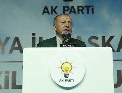 Erdoğan tarih verdi. Kongre süreci başlıyor!