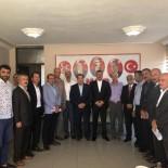 ÜLKÜCÜLER - İlçe Başkanlarından Avşar'a Destek Açıklaması