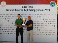 TÜRKIYE GOLF FEDERASYONU - Spor Toto Türkiye Amatör Açık Şampiyonası Sona Erdi