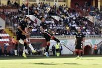 TFF 2. Lig Açıklaması Gümüşhanespor Açıklaması 0 - Samsunspor Açıklaması 2