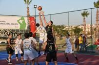 HAKAN ŞIMŞEK - Aliağa'da Basketbol Sahaları Hizmete Açıldı
