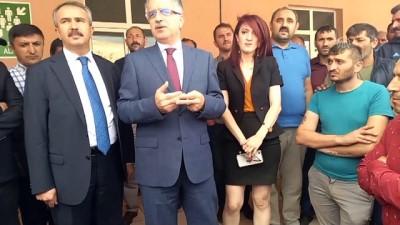 Amasya'da Maden İşçilerinin 'Açlık Grevi' Sona Erdi