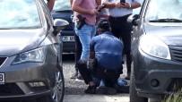 ANADOLU ADALET SARAYI - İstanbul Anadolu Adalet Sarayı önünde silahlı saldırı