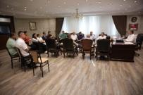 Başkan Akın'dan Personel İle Toplantı
