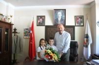 YEŞILDAĞ - Başkan Ertürk'e İlköğretim Haftası Ziyareti