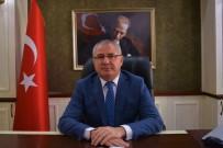 ERCAN ÇIÇEK - Bigadiç Kaymakamı Ercan Çiçek Göreve Başladı