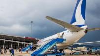 Bingöl Havalimanı 8 Ayda 136 Bin Yolcuya Hizmet Verdi