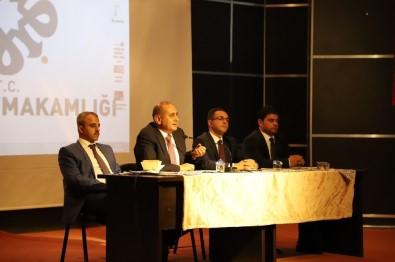 Cizre'de Okul Müdürleri Toplantısı