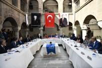 Cumhurbaşkanlığı Kültür Ve Sanat Politikaları Kurulu Eylül Ayı İkinci Toplantısını Hakkari'de Yaptı