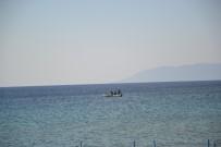 Denizde Kaybolan Yaşlı Kadın İçin Alarm Verildi
