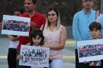 Diyarbakır'da HDP Binası Önünde Evlat Nöbeti Tutan Annelere Düzce'den Destek