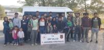 Dur İhtarına Uymayarak Kaçan Araçtan 32 Düzensiz Göçmen Çıktı