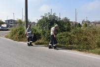 Düzce Belediyesinin Temizlik Seferberliği Sürüyor