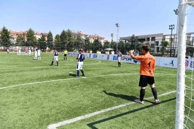 Görme Engelliler Futbol Yükselme Maçları Isparta'da Tamamlandı