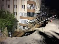 AYRANCıLAR - Gürültüyü Duyanlar Deprem Sandı