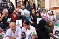 HDP Önünde Eylem Yapan Ailelerin Sayısı 21'E Yükseldi