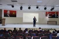 İmam Hatip Öğrencilerine İlk Dersi Rektör Bağlı Verdi