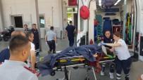 İşçileri Taşıyan Araç Uçuruma Yuvarlandı; 1 Ölü, 5 Yaralı
