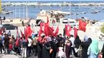 BALIK AVI - İsrail'in Gazzeli Balıkçılara Yönelik Saldırıları Protesto Edildi