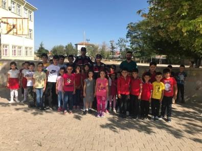 Jandarma Köy Yollarında Denetim Yaptı