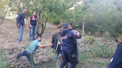 Kayıp Genç Ormanlık Alanda Bulundu