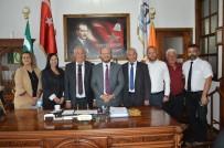 KKTC Paşaköy Belediye Heyeti Tokat'ta
