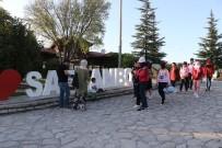 'Korumanın Başkenti'ne 8 Ayda 850 Bin Turist Geldi
