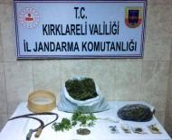 Köyde Uyuşturucu Operasyonu