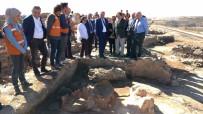 KADIN İŞÇİ - Kütahya Seyitömer Höyüğü'nde Kazı Çalışmaları Başladı