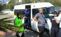 Manisa'da Öğrenci Servisleri Denetlendi