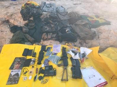 Mardin'de 1 Terörist Etkisiz Hale Getirildi, 3 Terörist Yakalandı