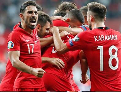 Türkiye, Moldova'da rahat kazandı!