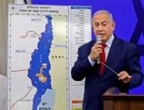 BENYAMİN NETANYAHU - Netanyahu Batı Şeria'yı ilhak vaadini tekrarladı