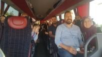 AYDER YAYLASI - Sındırgılı Muhtarlar Karadeniz Yolunda