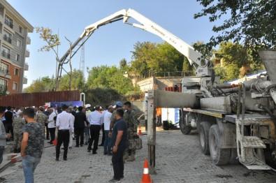 Şırnak'ta DEDAŞ İl Binası İçin Temel Atma Töreni Gerçekleştirildi