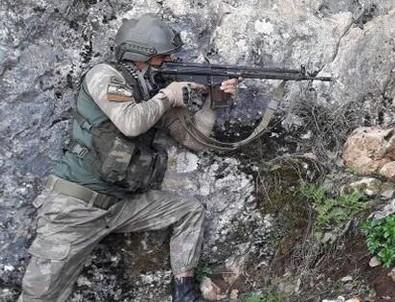 Diyarbakır ve Mardin'de 3 terörist etkisiz hale getirildi