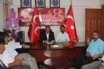 SP'li Belediye Meclis Üyeleri İstifa Edip MHP'ye Geçti