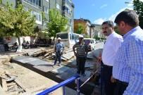 Tokat Belediyesi O Caddeyi Baştan Sona Yeniledi