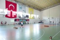 Trakya Üniversitesi Sporda Geleceğin Yıldızlarını Belirledi