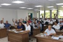 Turgutlu belediye meclisi 2 madde için yeniden toplandı
