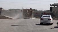 Türk Ve ABD'li Askeri Yetkililer Suriye Sınırında İncelemede Bulunuyor
