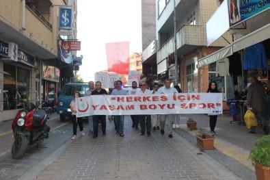Türkeli'de Halk Sağlığı Yürüyüşü