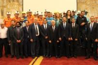 ECZACıBAŞı - Türkiye'nin İlk Maden Kurtarma Yarışması İzmir'de Başlıyor