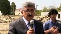 MİMARİ - Van'da Selçuklu Mimarisiyle Yapılacak Caminin Temeli Atıldı