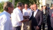 AK Parti'li Turan, Ezine'de Sağlık Ocağı Açılışına Katıldı