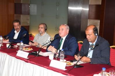 ATSO, Türk - Arap Odası Yönetim Kurulu Üyelerini Konuk Etti