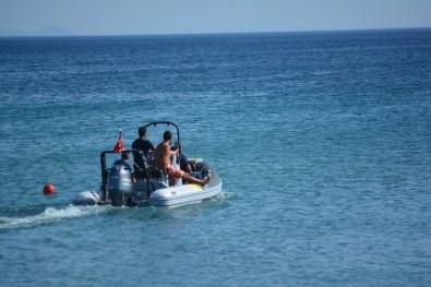 Ayvalık'ta Denizde Kaybolan Yaşlı Kadın Adeta Sır Oldu