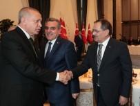 MUSTAFA DEMIR - Başkan Mustafa Demir Açıklaması 'Cumhurbaşkanımız Moral Verdi'