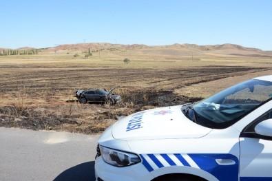 Başkan Vahap Seçer'in Koruma Aracı Kaza Yaptı Açıklaması 3 Yaralı